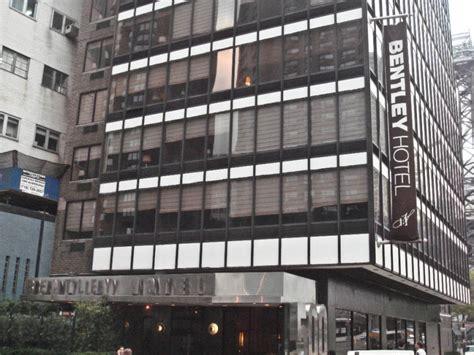 bentley hotel new york accommodation eventseeker