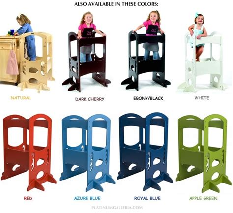 learning tower kitchen step stool for