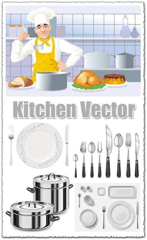 Kitchen Vector Kitchen Vector Icons Design