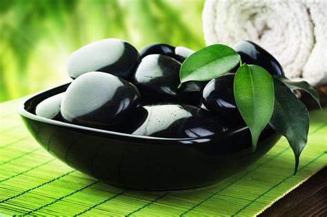Hot Stone Treatment   Holistic Massage of Hood River
