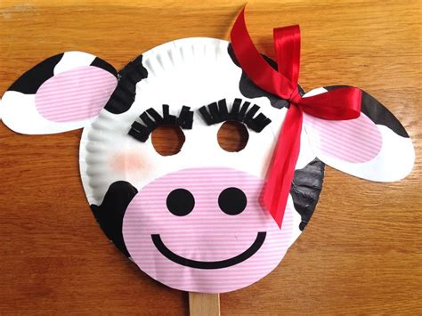 best 25 cow mask ideas on pinterest cow craft