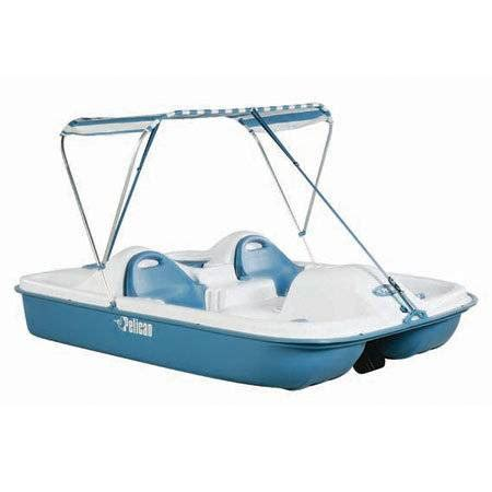pelican paddle boat used pelican monaco paddle boat for sale