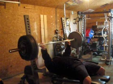 ed coan bench program 345 lbs x 5 ed coan bench routine week 5 at 225 lbs youtube