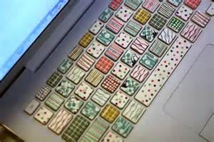 washi keyboard washi crafts