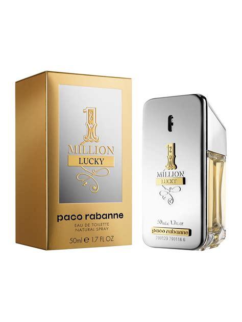Paco Rabanne Million 1 million lucky paco rabanne cologne un nouveau parfum