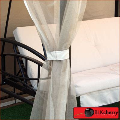 mechanical curtains mechanical swing with canopy and curtains blkcherry