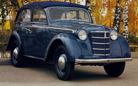 Russisches Auto by Foto Moskwitsch Auto Russische Autos Retro Autos