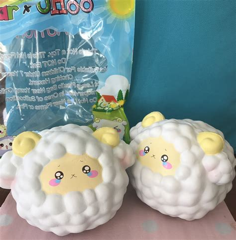 Squishy Jumbo Ibloom Breadoll Original the big lonely sheep squishy buy and hug creamiicandy shop squishies best squishy