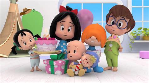 Imagenes De La Familia Telerin | familia teler 237 n las ma 241 anitas canciones infantiles para