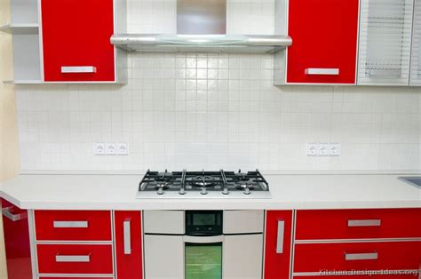 red and white kitchen cabinets agreeable red and white kitchen cabinets marvelous