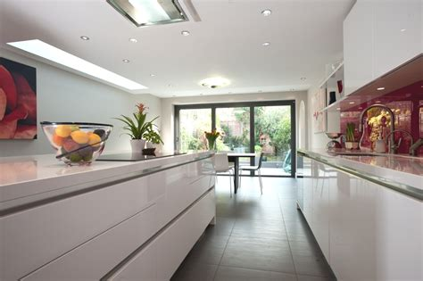 modern kitchen designs uk stylish kitchen design in a modern london home 171 adelto adelto