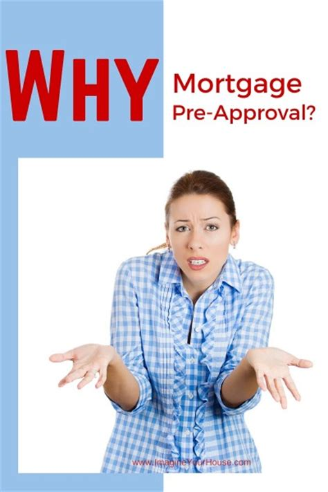 why do i need to get a mortgage pre approval southeast