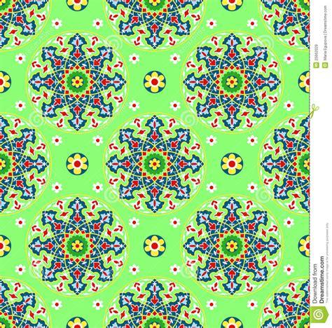 islamic pattern map royalty free stock images green islamic pattern image
