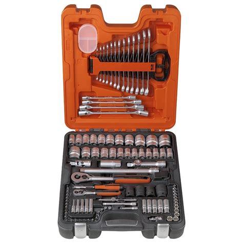 Dns Bench Bahco S106 106 Piece 1 4 Quot Amp 1 2 Quot Square Drive Socket