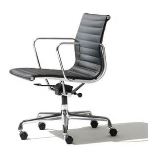 herman miller desk chair herman miller eames aluminum management chair