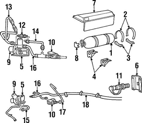 1997 dodge ram 2500 diesel parts fuel system components for 1997 dodge ram 2500 parts
