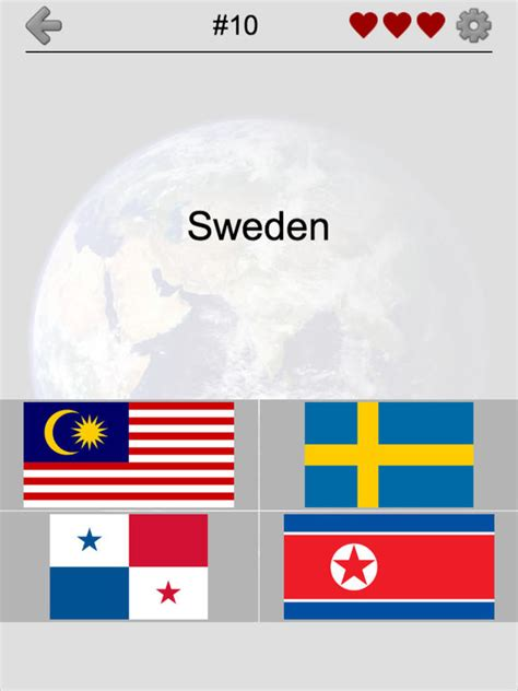 flags of the world guessing game app shopper flags of all countries of the world guess