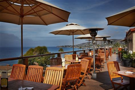 roof top bar laguna beach the rooftop lounge and k ya bistro love luxe life