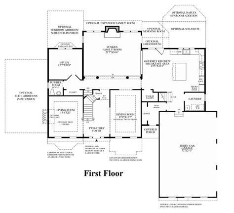 arnold floor plans dominion valley country club estates the chelsea home design