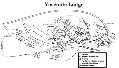 layout yosemite lodging question curry village and lodge at the falls