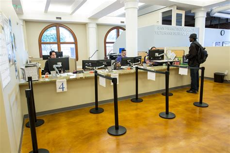 Service Desk Officer County Veterans Service Office San Francisco Human Services Agency