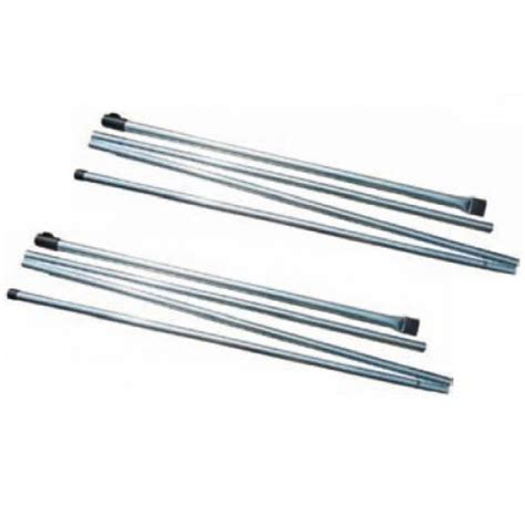 Adjustable Awning Poles by Adjustable Rear Upright Poles For Sunnc Awnings Dt0052