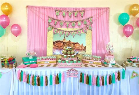 theme party blog unique 1st birthday party themes birthday decoration