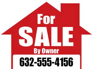 for sale by owner sign template for sale by owner house yard sign signazon