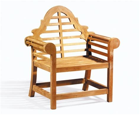 Teak Table And Chairs by Teak Lutyens Bench Table And Chairs Set With Cushions 1 65m