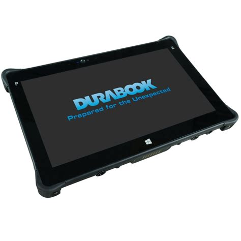 tablet pc rugged durabook r11 rugged windows tablet pc