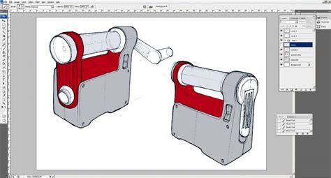 sketchbook rendering tutorial sketch rendering tutorial tutorials product design forums