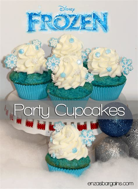 cupcakes inspired by disney s frozen cupcakes inspired by elsa and olaf
