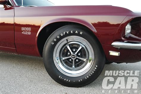 ford mustang boss  hot rod network