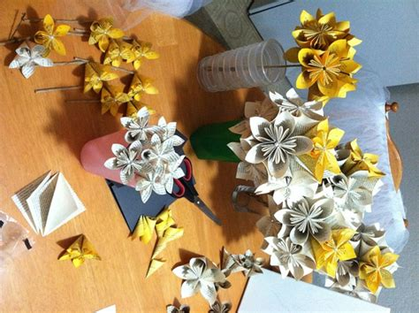 How To Make Paper Boutonniere - made paper flower boutonniere s weddingbee