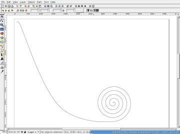 inkscape extension tutorial inkscape extension for linerider