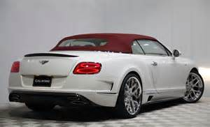 Bentley Continential Gt Splendid Mansory Bentley Continental Gt