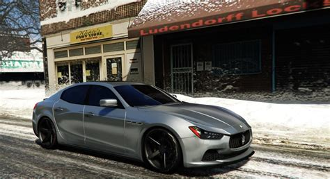 maserati ghibli engine maserati ghibli s engine sound gta5 mods com