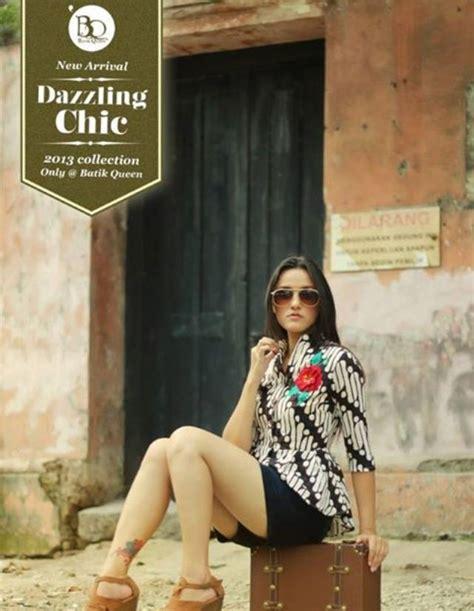 Batik Pekalongan Alus 1 batik s apparel collections batik parang blazer with