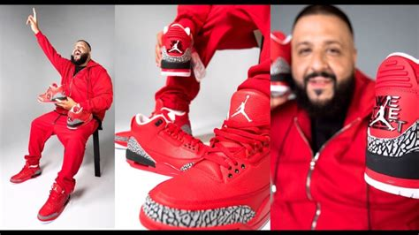 we the best dj khaled air 3 gr3atful we the best retro sneaker