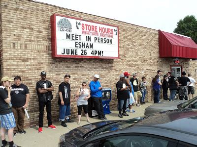 Rock Of Ages Garden City Motorcityblog Review Esham And Mastamind Meet And Greet Instore At Rock Of Ages In Garden