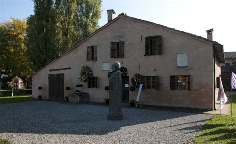 busseto casa di verdi ibc multimedia 187 roncole e la casa natale di giuseppe verdi