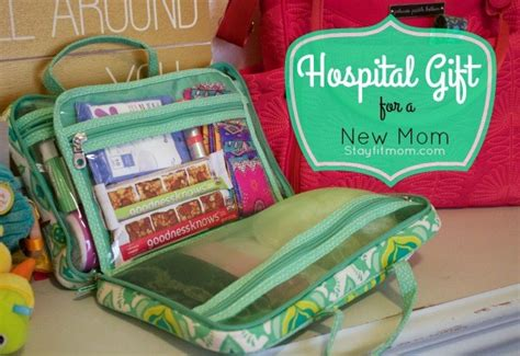 gifts for new moms hospital gift for a new mom stay fit mom