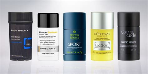 the best spray best deodorants for askmen