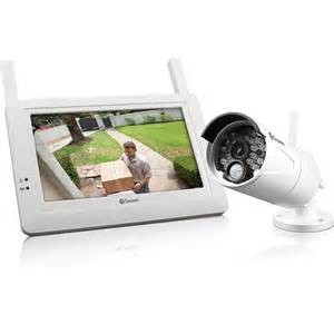 swann home security cameras swann adw 410 digital wireless security swadw 410kit us