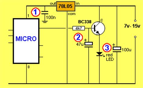 how capacitor works in power supply how a diode works