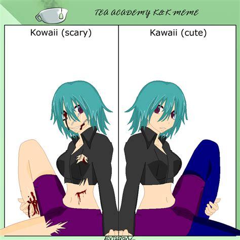 Meme Kawaii - kowai kawaii meme by mistressmiku 1 on deviantart