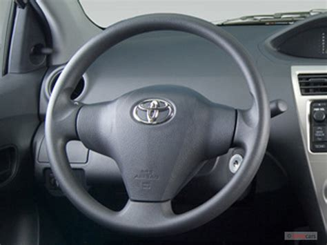 2007 Toyota Yaris Tire Size Image 2007 Toyota Yaris 4 Door Sedan Auto Base Natl