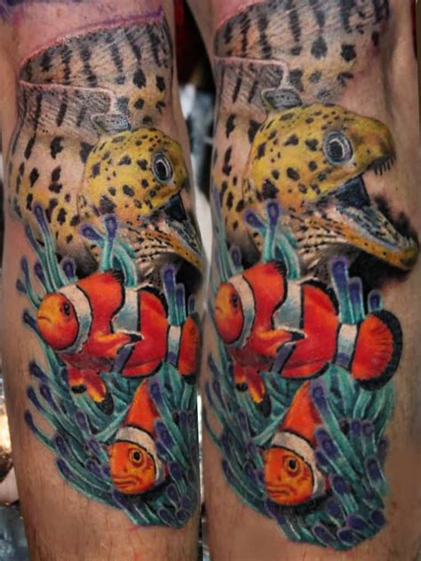 saltwater fish tattoos designs 16 saltwater fish tattoos