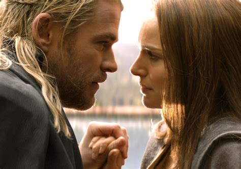 film thor kiss review thor the dark world the most deeply flawed