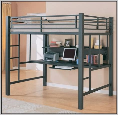 loft with desk loft bunk bed with desk and storage desk home design